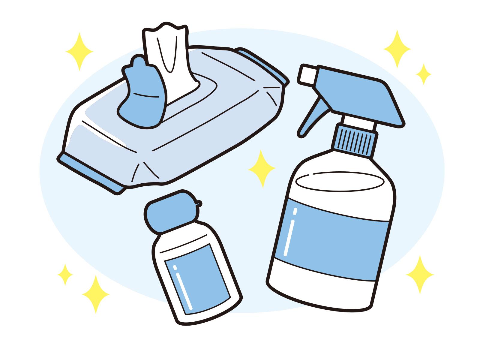 無印良品の除菌シートと抗菌スプレーとは?マスクやハンドクリームも