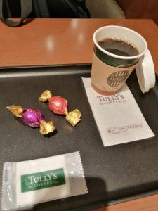 タリーズのショコラトリュフ