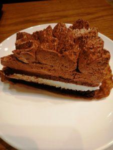 スタバ クラシックチョコレートケーキ