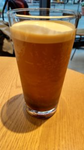 ナイトロコールドブリューコーヒー