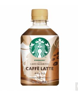 スターバックス® CAFÉ FAVORITES カフェラテ