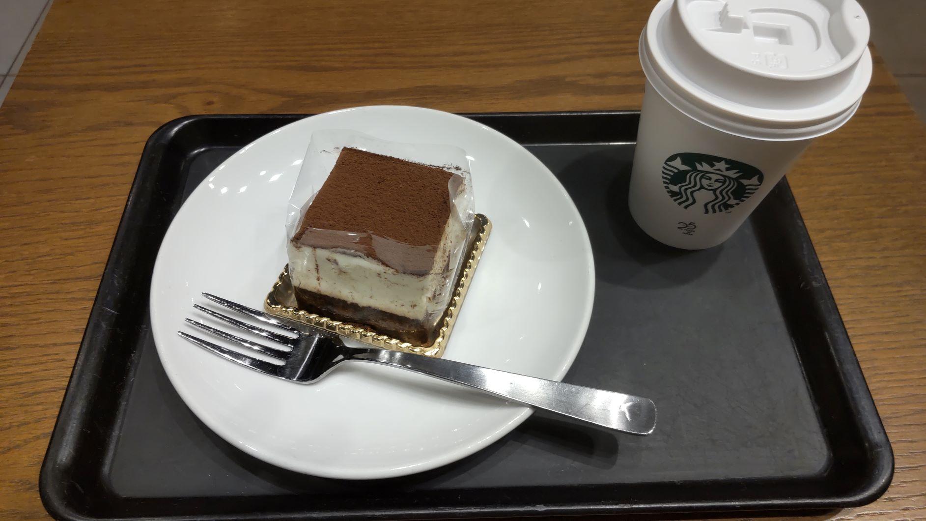 コーヒーティラミス